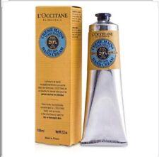 L'Occitane Shea Butter Dry Skin Hand Cream 150 ml NEW & BOXED Rrp £24.