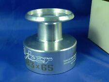 1 bobina, spool, per mulinello Zebco Gyber 83x65, 215mt 0,45 new in box