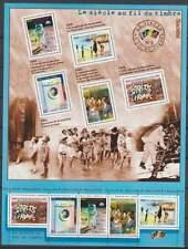 Frankrijk postfris 2000 MNH sheet 3491-3495 - Gebeurtenissen 20ste Eeuw (XL136)