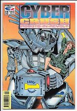 Fleetway Comics - Cyber Crush: Roberts in Revolt - #12
