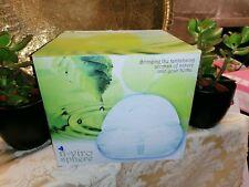 Uten Globe Air Revitaliser Purifier Freshener Ioniser 7colour LED Light UK