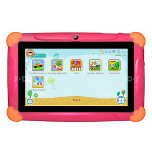 XGODY 7 INCH Android 8.1 1+16GB Child Tablet PC Quad Core 2xCamera WIFI HD GPS