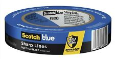 Scotchblue PAINTER'S TAPE WITH EDGE-LOCK Blue- 24mm, 36mm Or 48mm
