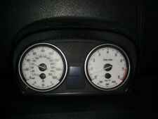 Premium White Look Cluster Gauge Face For 2007-2009 BMW E92 / E93 2D 3 Series