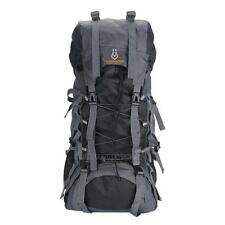 60L Camping Travel Rucksack Waterproof Sports Outdoor Backpack Hiking Large Bag