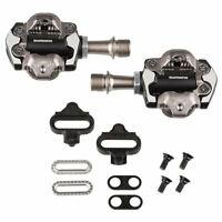 For bike Deore XT PD-M8000 SPD Clipless MTB Pedals & Cleats EPDM8000