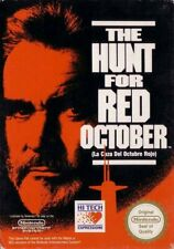NES The Hunt for Red October / Jagd auf Roter Oktober PAL-B mit OVP Top Zustand