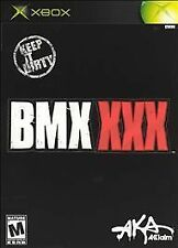 BRAND NEW SEALED ORIGINAL XBOX -- BMX XXX (Microsoft Xbox, 2002)