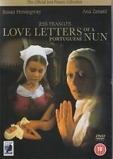 LOVE LETTERS OF A PORTUGUESE NUN JESS FRANCO LESBIAN TORTURE DVD