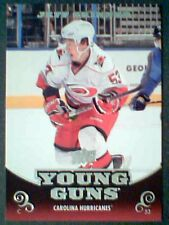 JEFF SKINNER  10/11 UDS1 YOUNG GUNS CARD  SP