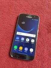 Samsung Galaxy S7 SM-G930F -32GB -Black  (Vodafone Locked)- CRACKED CORNER