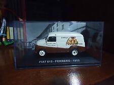 FIAT 615 FERRERO - 1952 - MEDELLINO AUTO FURGONE - CON SCATOLA ORIGINALE