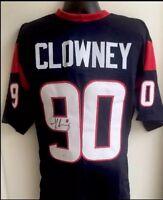 Jadeveon Clowney Houston Texans Autographed Signed Jersey Tristar COA