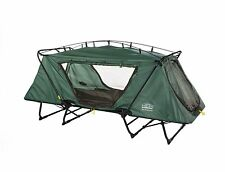 Kamprite Oversize Outdoor Camping Compact Tent Cot w/ Storage Bag