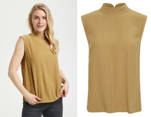 CREAM - 10608255 BLUSE / FENNEL SEED / UVP € 49,95 / AUTUMN OPENING 2021  38 - M