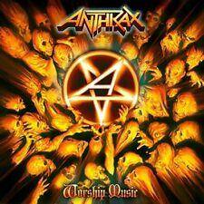 Anthrax - Worship Music [New Vinyl LP] UK - Import