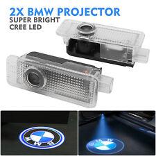 2X BMW CREE LED Projecteurs LED Logo Lumiere  De Porte  Voiture Lumières Ombre