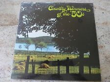 SEALED Country Winners of the '50's LP EX Columbia House DS1000 1972 Johnny Cash