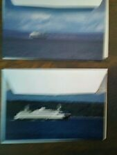 Xmas Cards 2_Each WASHINGTON  STATE  FERRIES  ENJOYABLE  HOLIDAY  CARDS.