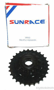 SUN RACE Freewheel 14-28t 5 speed Freewheel / Brand New