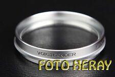 Voigt pays Focar C 345/54 AR 54mm Nahlinse Filtre west germany 02268