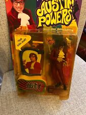 "Vintage 1999 Austin Powers Mcfarlane Action Figure ""yeah Baby yeah! Brand New"