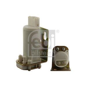 pack of one febi bilstein 14877 Washer Pump for windscreen washing system