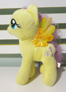 MLP FLUTTERSHY TY CHARACTER TOY MISPRINT TAG COCONUT MY LITTLE PONY 27CM