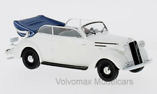 wonderful modelcar VOLVO PV51 NORDBERG CONVERTIBLE 1937 - white -  1/43