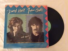 DARYL HALL JOHN OATES VINYL LP  -OOH YEAH - ARISTA - 1988 - AL-8539 -W/SHRINK