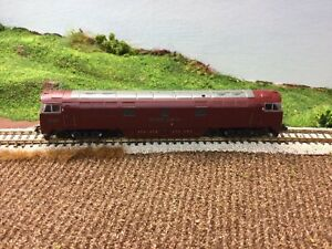 Graham Farish Class 52 Locomotive D1015 Western Champion 371-404 BR Maroon SYP.