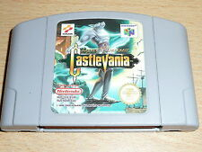 CASTLEVANIA LEGACY OF DARKNESS for NINTENDO 64 N64 PAL Game Cart Castle Vania