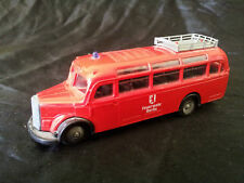 Praliné Autocar Mercedes Benz 1:87 HO pompier coach bus Feuerwehr Berlin