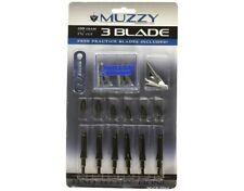 Muzzy 225 Screw-In 100 Grain Broadhead