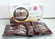 2017 - New IDOL SLIM Coffee Drink Lose Weight Block Burn Clear Whitening Meal