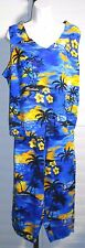 """Club """"Z"""" Collection Beach Outfit Sz 1X"""