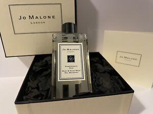 Jo Malone Pomegranate Noir Body & Hand Wash 100ml Travel Size New Gift Box