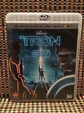 Tron 2: Legacy 3D (Blu-ray, 2011)NO 2D Blu-ray.Disney.Dir<Oblivion>Michael Sheen