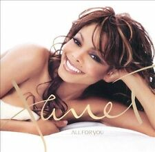All for You [Original Version] [PA] by Janet Jackson (CD, Apr-2001, Virgin)