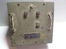Vintage WWII Signal Corps U.S. Army Interphone Amplifier BC-367 Ham Radio
