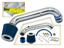 Short Ram Air Intake Kit +BLUE for 96-00 Honda Civic CX DX LX L4 EJ EK EM 1.6 L4