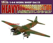 F-TOYS HEAVY BOMBER 1B WW2 JAPAN G4M 1942 MODEL 1:144