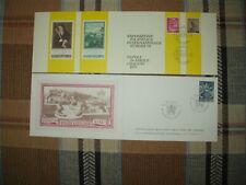 Vatikan, 2 Gedenkblätter, gestempelt, Auflösung meiner Sammlung, 2.