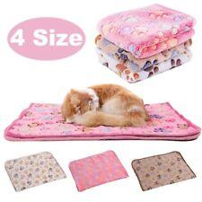 New listing Pet Paw Claw Dog Towel Rug Mat Dog Bed Warm Cat Dog Blanket Puppy Fleece Cushion