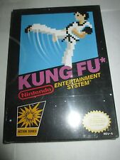 Kung Fu (Nintendo Entertainment System NES, 1985) NEW Factory Sealed