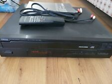 YAMAHA CDC-555 Audiophile 5 CD Changer/Player With Yamaha HiFi Remote