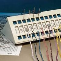 Pako Needle Organiser and 10 blank code cards