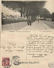 CPA Paris Vécu Les Bouquinistes sur les Quais (f2191)
