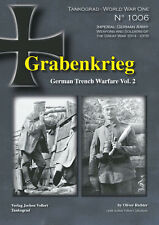 TANKOGRAD 1006 Grabenkrieg - German Trench Warefare Vol. 2