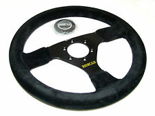 Sparco Steering Wheel - R323 (330mm/39mm Dish/Suede)